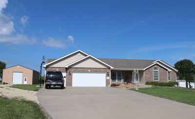 Wamego Single Family Home For Sale: 4620 Reid Drive