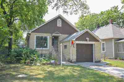 Single Family Home For Sale: 517 W 2nd