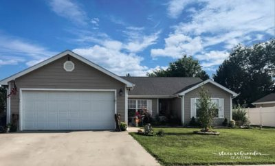 Junction City Single Family Home For Sale: 1787 14th Street Place