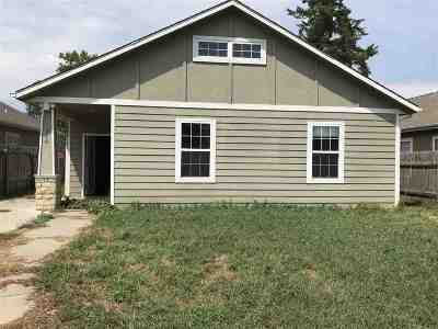Junction City Single Family Home For Sale: 706 14th Street