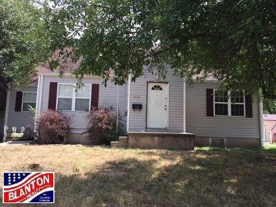 Junction City Single Family Home For Sale: 935 W 11th Street