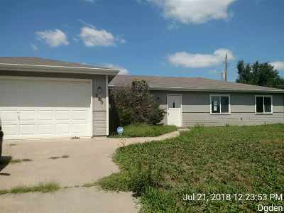 Ogden Single Family Home For Sale: 500 Mustang Drive