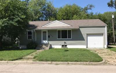 Single Family Home For Sale: 1620 N Madison Street