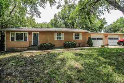 Single Family Home For Sale: 4020 Franklin Drive
