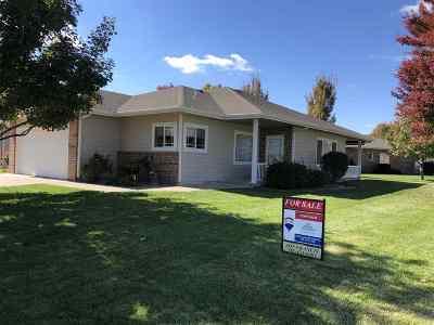 Abilene Single Family Home For Sale: 1219 NW 5th Street