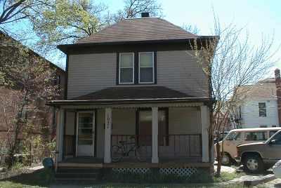 Manhattan Multi Family Home For Sale: 1021 Fremont Street