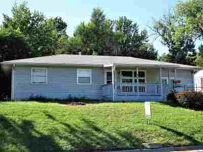 Single Family Home For Sale: 518 Calhoun Street