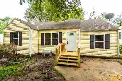 Manhattan Single Family Home For Sale: 1725 Colorado Street