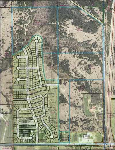 Junction City Residential Lots & Land For Sale: Rucker Road