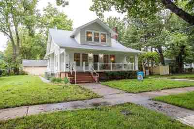Manhattan Single Family Home For Sale: 211 N 15th Street