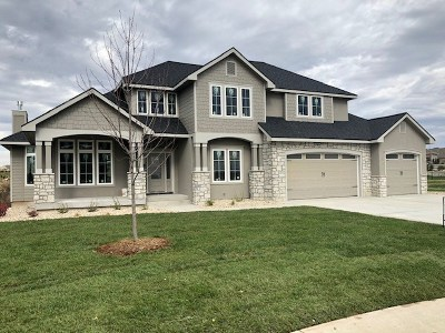 Riley County Single Family Home For Sale: 1408 Leone Court