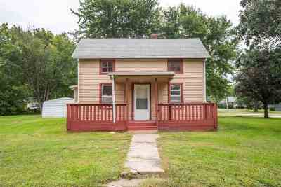 Riley Single Family Home For Sale: 216 S Main Street