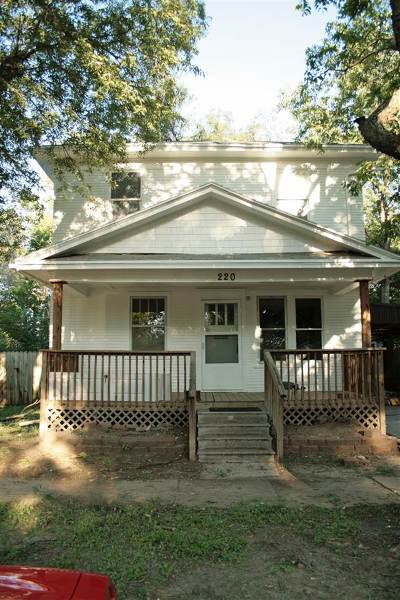 Saline County Single Family Home For Sale: 220 N 13th Street