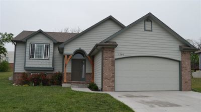 Chapman Single Family Home For Sale: 1209 St. Patricks