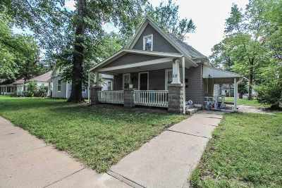Manhattan Single Family Home For Sale: 517 Vattier Street