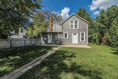 Manhattan Single Family Home For Sale: 423 Laramie Street