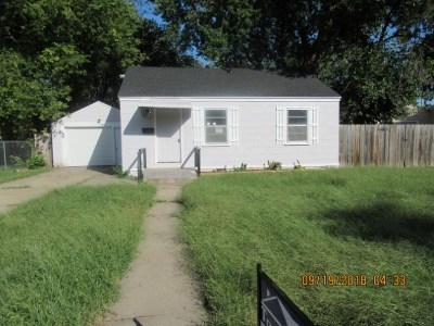 Junction City Single Family Home For Sale: 1617 N Madison Street