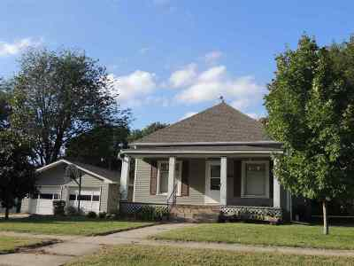 Clay Center Single Family Home For Sale: 415 Prospect Street