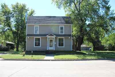 Abilene Single Family Home For Sale: 509 NW 7th Street