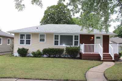 Abilene Single Family Home For Sale: 1212 N Olive Street