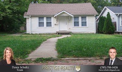 Manhattan Single Family Home For Sale: 724 Fremont