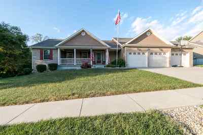 Single Family Home For Sale: 2226 Ponca Drive