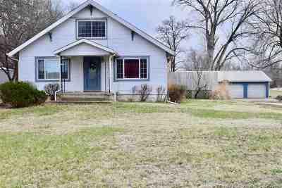 Abilene Single Family Home For Sale: 2013 W 1st