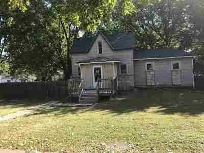 Westmoreland Single Family Home For Sale: 206 N 2nd Street