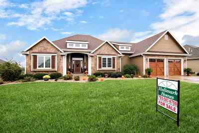 Manhattan Single Family Home For Sale: 3616 Hawthorne Terrace