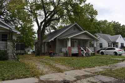 Manhattan Single Family Home For Sale: 1523 Pierre Street
