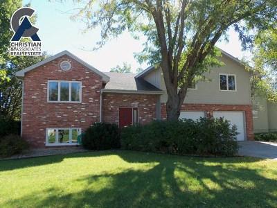 Manhattan Single Family Home For Sale: 3420 Treesmill Circle