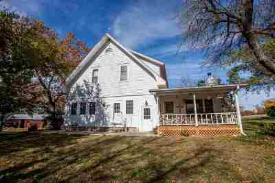 Wabaunsee County Single Family Home For Sale: 26759 Boothill
