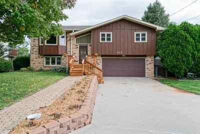 Junction City Single Family Home For Sale: 613 Rockledge Drive