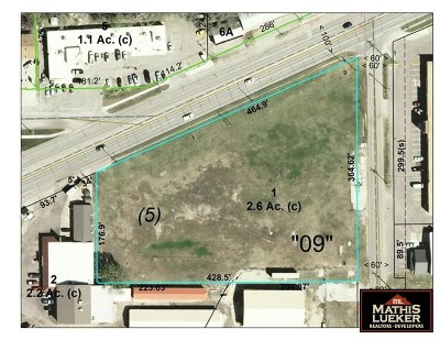 Junction City Residential Lots & Land For Sale: Grant Avenue