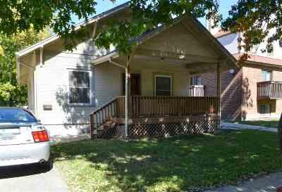 Manhattan Single Family Home For Sale: 1014 Fremont Street