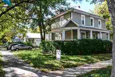 Manhattan Multi Family Home For Sale: 1503 Fairchild Avenue