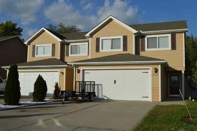 Junction City Multi Family Home For Sale: 2602-2604 Deerfield Boulevard