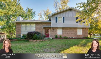 Manhattan Single Family Home For Sale: 3451 Treesmill Drive