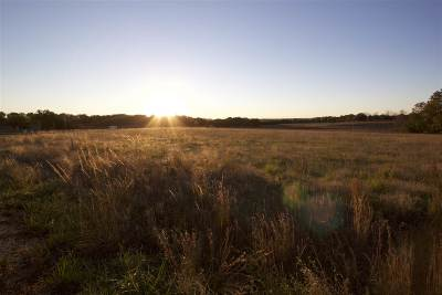Wamego Residential Lots & Land For Sale: Prairie Fire Lane