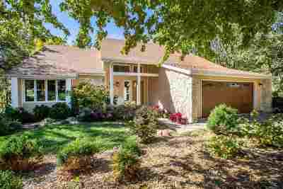 Manhattan Single Family Home For Sale: 3709 Pullman Landing