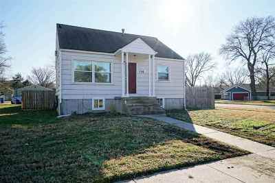 Junction City Single Family Home For Sale: 139 W 13th Street