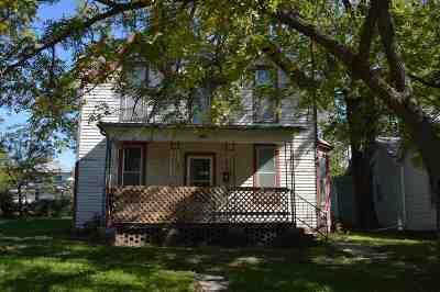 Herington Single Family Home For Sale: 310 N B Street