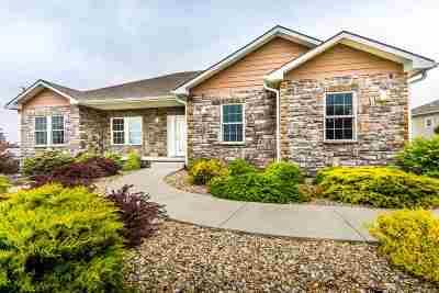 Manhattan Single Family Home For Sale: 3550 Everett Drive