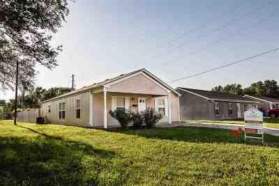 Single Family Home For Sale: 1410 Dean Avenue