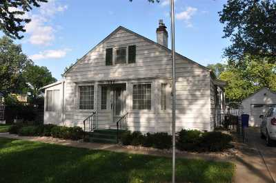 Single Family Home For Sale: 327 S Webster Street