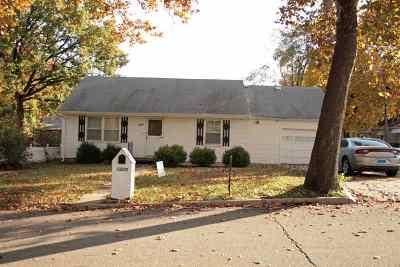 Manhattan Single Family Home For Sale: 1225 Pomeroy Street