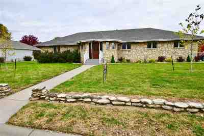 Abilene Single Family Home For Sale: 801 Maple