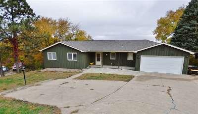Manhattan Single Family Home For Sale: 5524 Turkeyfoot Lane