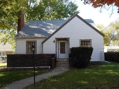 Clay Center Single Family Home For Sale: 1211 5th Street