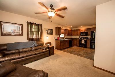 Manhattan Single Family Home For Sale: 3080 Chapman Lane